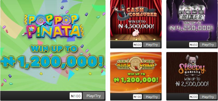 AfroMillions Games